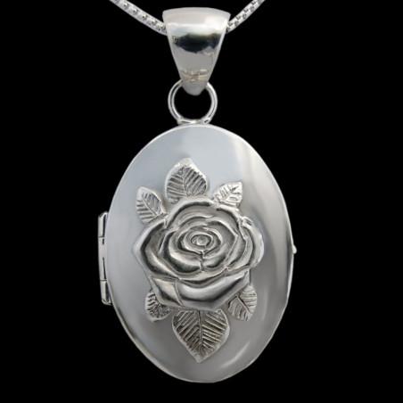 La rosa di Giulietta ciondolo portaricordi portafoto