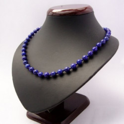 Beaded Necklace lapislazuli...