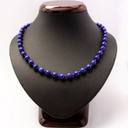 Beaded Necklace lapislazuli medium size